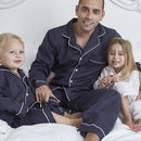 Father's Day Matching Personalised Pyjamas