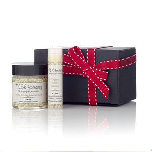 Lip Scrub And Lip Balm Set - new birthday gifts