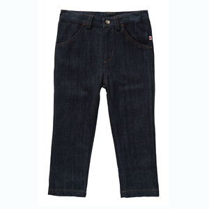 Boys Navy Blue Denim Kids Jeans