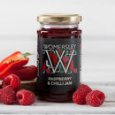 Raspberry And Chilli Jam