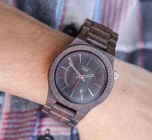 Wooden Assunt Eco Watch - men's jewellery