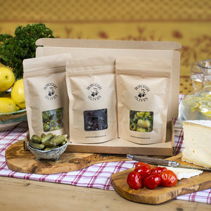 Twelve Month Olive And Antipasti Subscription - subscriptions