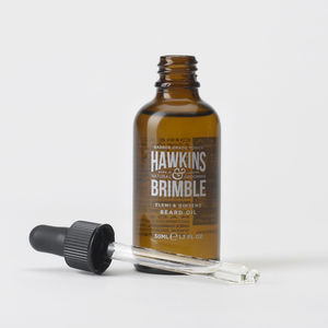 Elemi And Ginseng Beard Oil - men's grooming & toiletries