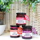 Bespoke Set Of Three Artisan Jams