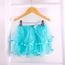 Tutu Ballet Sparkle Skirt With Headband Pink Or Aqua