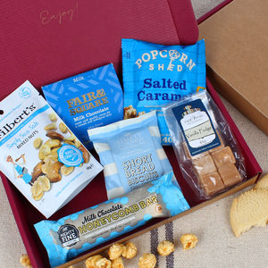 Delectable Delights Letterbox Gift Hamper - food hampers