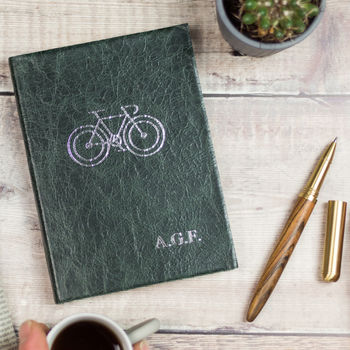 Bikers Notebook, Perfect For Biking And Mamil Men