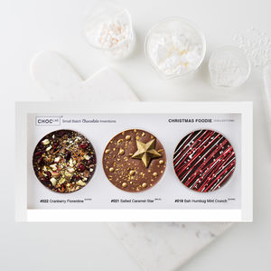 Luxury Christmas Foodie Chocolate Gift Set