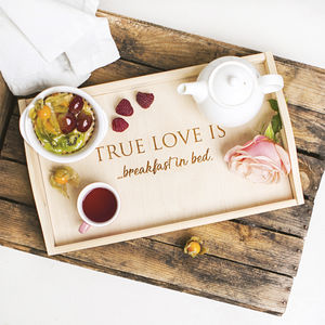 Personalised Wooden Serving Tray - view all anniversary gifts