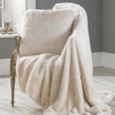 Luxurious Polar Bear Throw