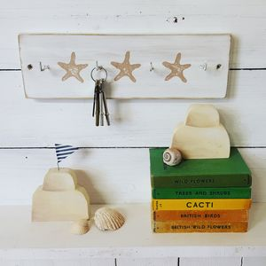 Starfish Key Rack