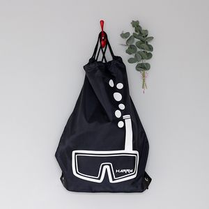 Personalised 'Goggles' Swimming Bag - personalised