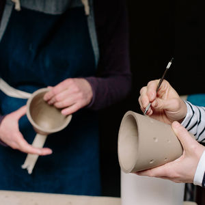 'Press' Pottery Workshop For Two In Leeds - experiences