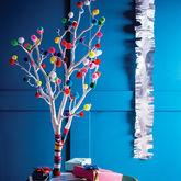 Pom Pom Christmas Tree - christmas