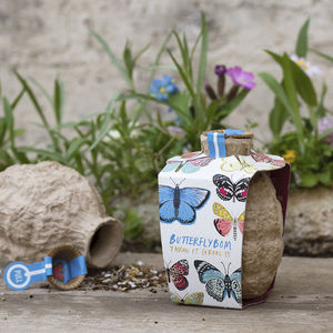 Butterflybom Seedbom - stocking fillers