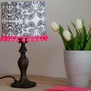 Hand Drawn Paisley Lampshade