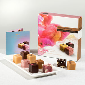 Love Fudge Gourmet Selection