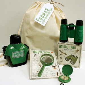 Nature Trail Adventure Kit - personalised