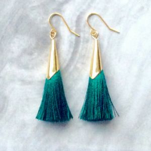 Boho Tassel Earrings - festival season
