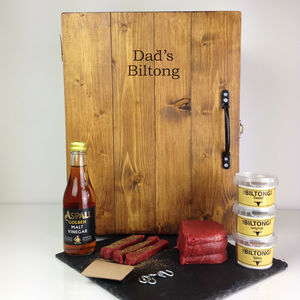 Biltong Box And Biltong Making Kit - gifts by category