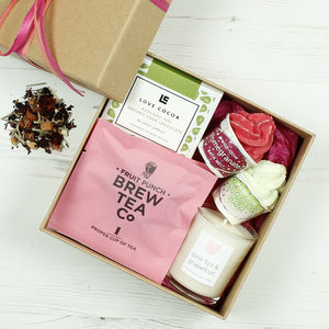 Fresh And Fruity Natural Gift Set