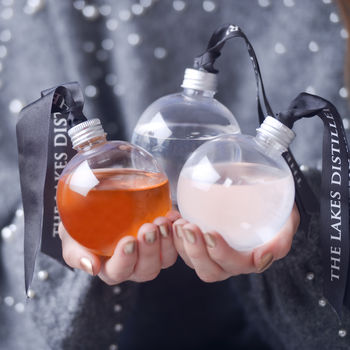 Large Alcohol Filled Bauble