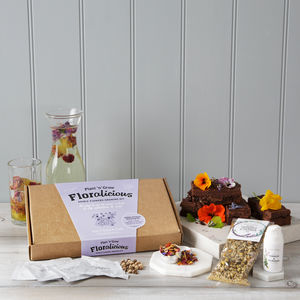 Edible Flower Gift Box - for sisters