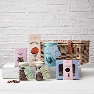 Chocolate Lovers Hamper - alcohol free hampers
