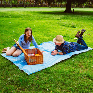 Signature Waterproof Family Picnic Mat - picnics & barbecues