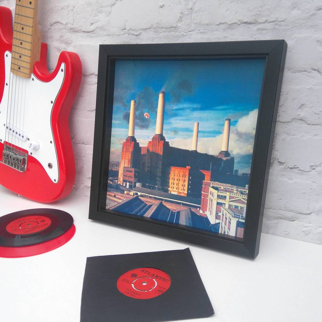 bespoke framed vinyl lp record covers by vinyl village ...
