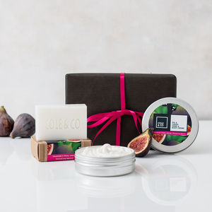 Exotic, Fig And Cassis 'Hand Heaven' Gift Set - gift sets