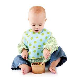 Baby's Organic Bamboo Cutlery - baby travel accessories