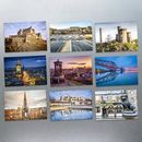 Nine Edinburgh Postcards