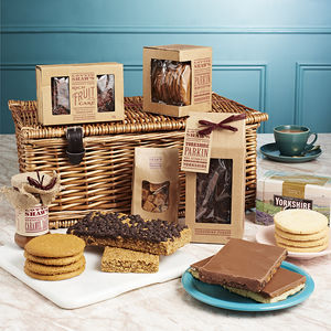 Luxury Yorkshire Hamper - food & drink