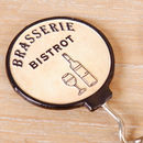 French Vintage Bistro Style Corkscrew Wine Gift