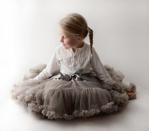 Amelie Pettiskirt ~ Charcoal - clothing