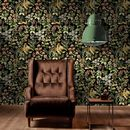 Floral Tapestry Wallpaper Set Of Three Rolls
