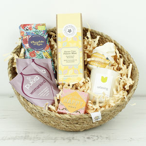 New Mum's Gift Basket
