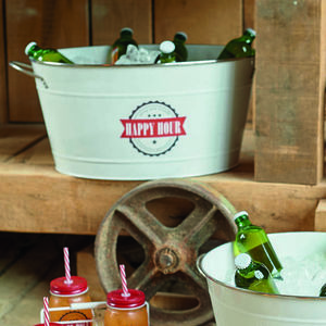 'Happy Hour' Drinks Bucket