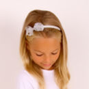 Sparkly Headband Gold Or Silver