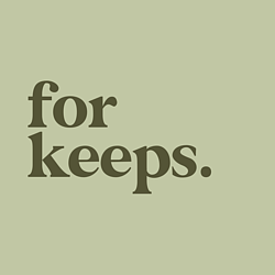 for keeps logo