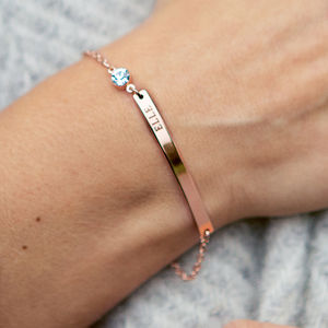 Personalised Bracelets And Bangles For Women