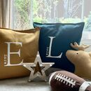 Personalised Cushion Cover