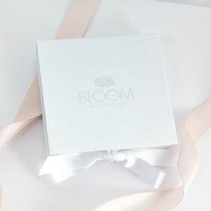 Bloom Boutique Luxury Packaging - jewellery storage & trinket boxes