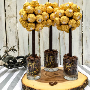 Personalised Ferrero Rocher® Sweet Tree - food gifts