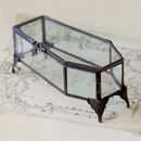 Glass Jewellery Casket Box