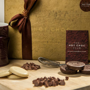 Deluxe Classic Hot Chocolate Gift Box