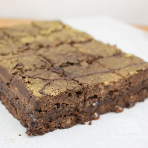 Vegan And Gluten Free 12 Bite Brownie Box