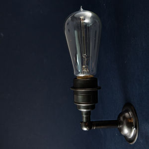 Manston Vintage Style Wall Light - lighting