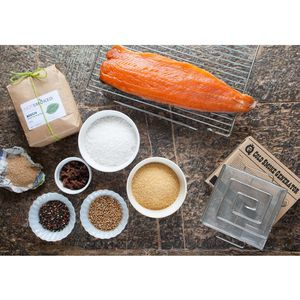 Smoked Salmon Kit - make your own kits